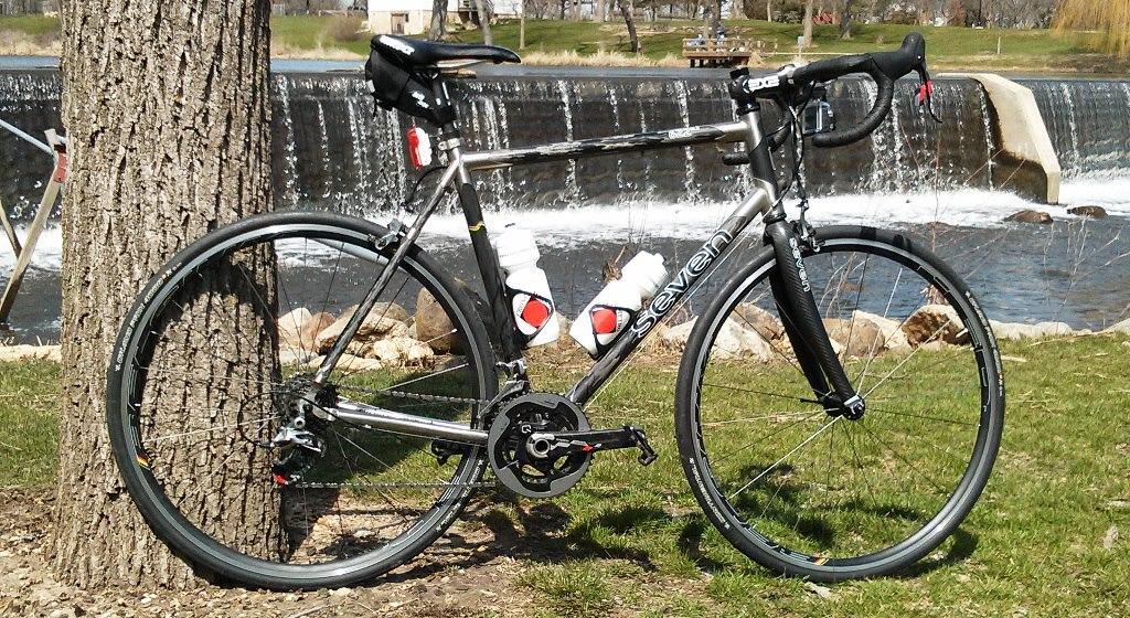 Kontact bicycle seat