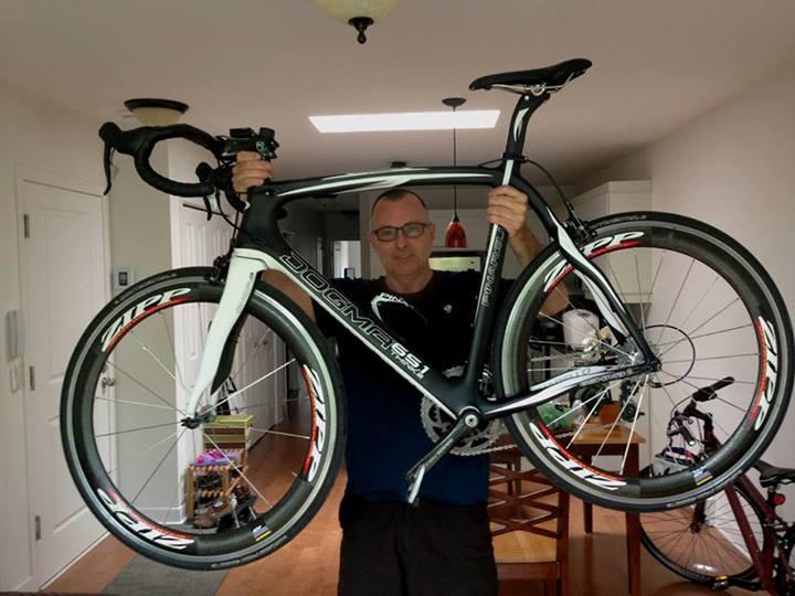 Kontact bicycle seat2