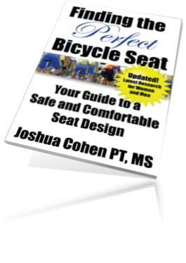 finding the perfect bicycle seat book