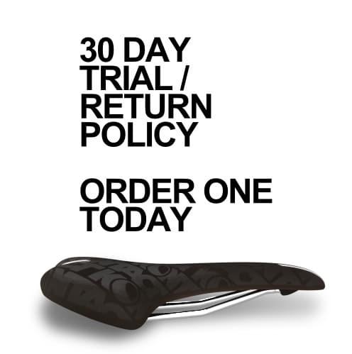 avoid saddle pain with kontact saddles